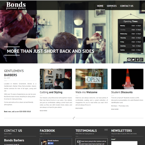 Bonds-Barbers