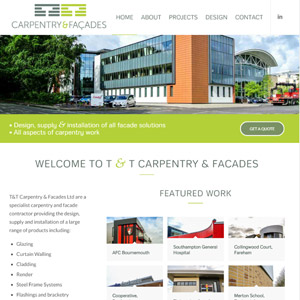 T&T Carpentry & Facades