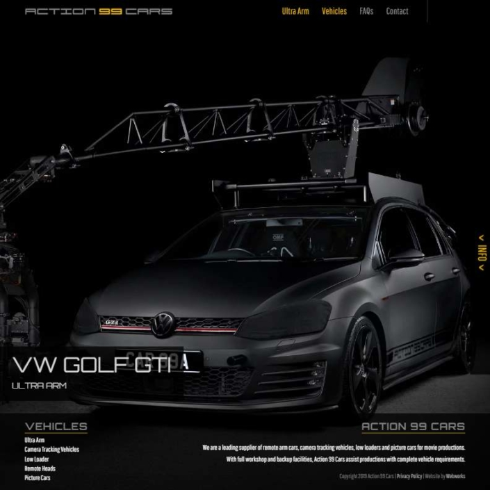 99cars Co Uk Website Design By Webworks